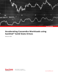 Accelerating Cassandra Workloads Using SanDisk Solid State Drives